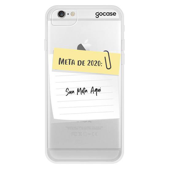 Capinha para celular Minha Meta 2020