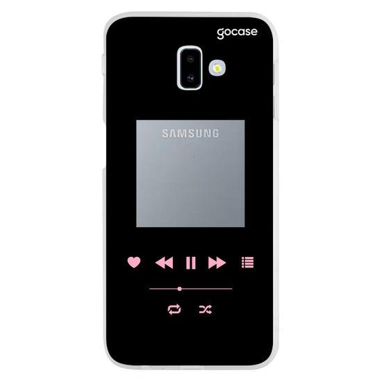 Capinha para celular Minha Música Style