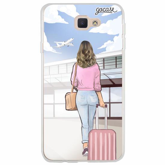 Capinha para celular Minha Viagem Personalizada