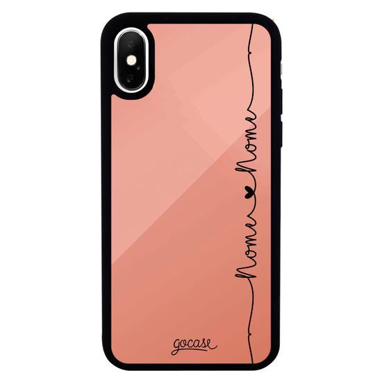 Capinha para celular Mirror - Eterno Amor - Corações