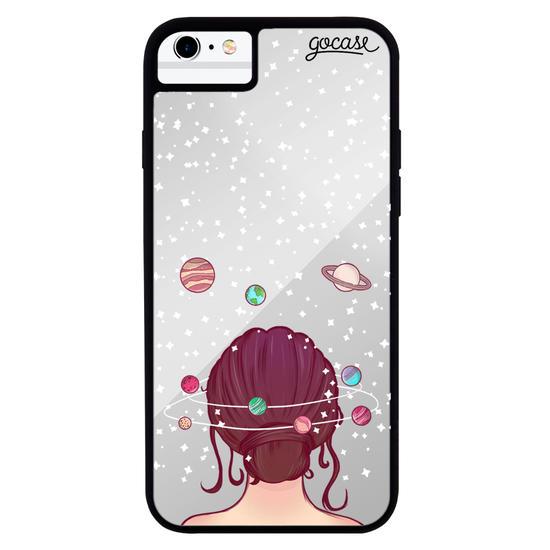 Capinha para celular Mirror -  Mente Universo