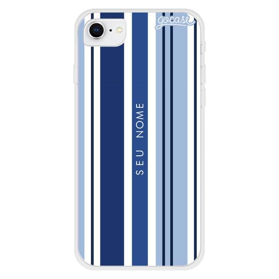 Capinha para celular Modern Stripes Customizável