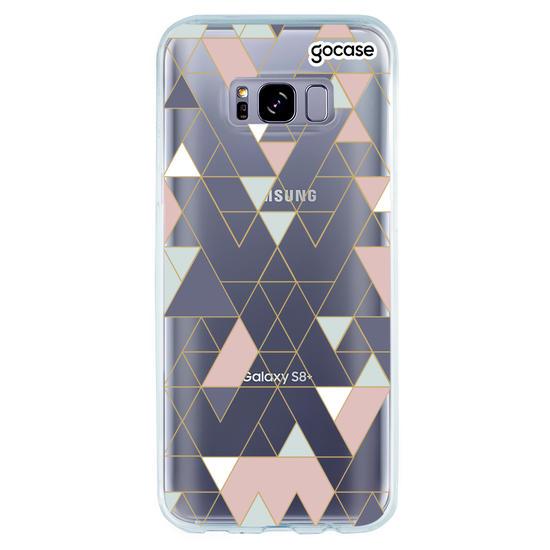 Capinha para celular Mosaico