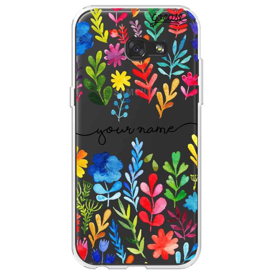 Multicolor Handwritten Phone Case