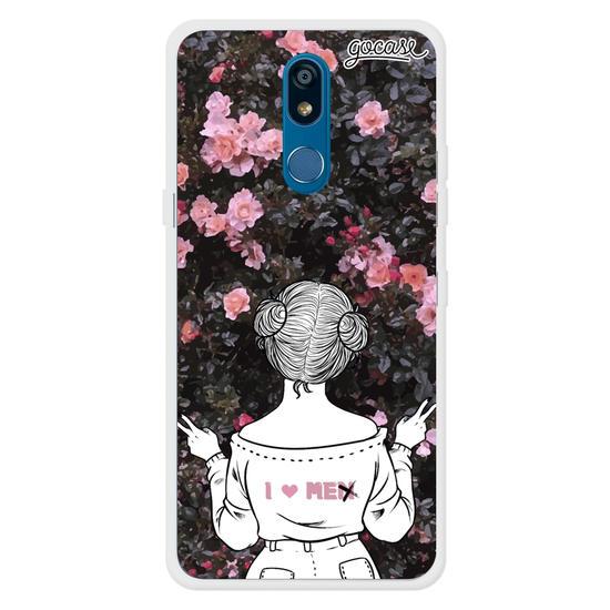 Capinha para celular Mural de Flores