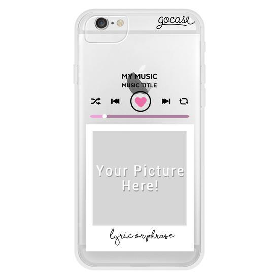 Custom Photo - My Music Phone Case