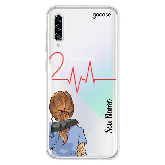 Capinha para celular My Person - Grey
