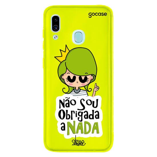 Capinha para celular Nadinha