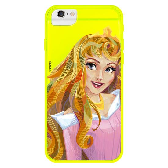 Capinha para celular Neon -  Disney - Aurora Style