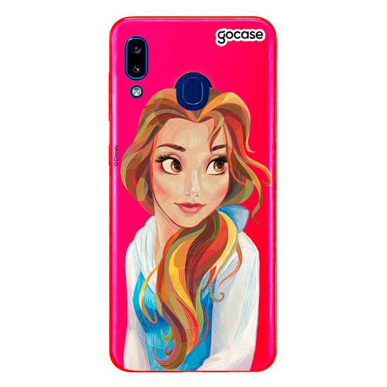 Capinha para celular Neon -  Disney - Bela Style