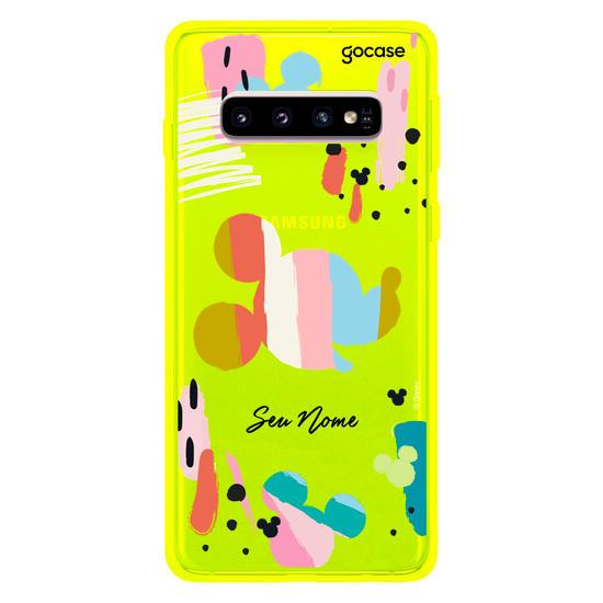 Capinha para celular Neon -  Disney - Mix de Cores