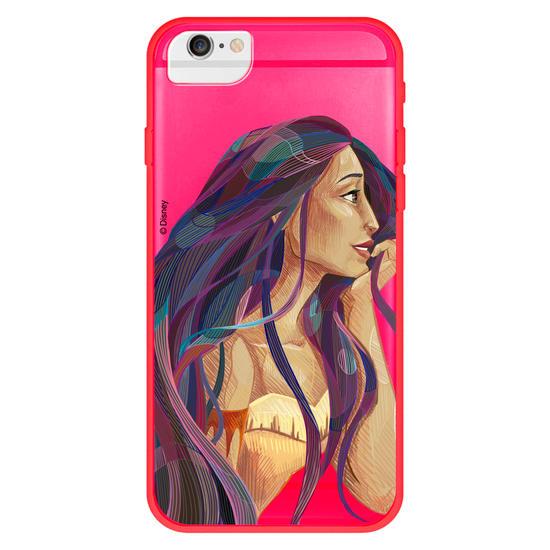 Capinha para celular Neon -  Disney - Pocahontas Style