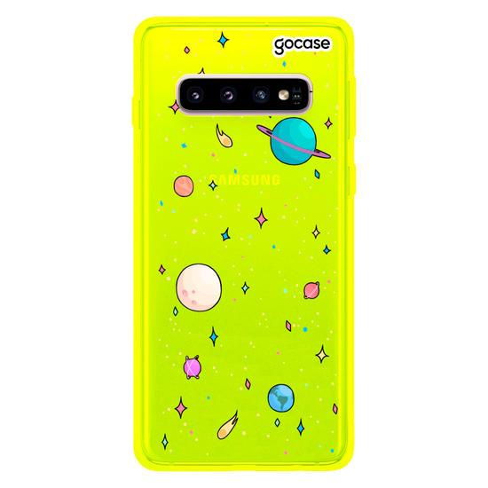 Capinha para celular Neon -  Planetinhas