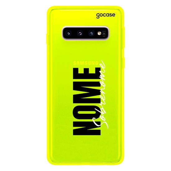 Capinha para celular Neon - Stylish