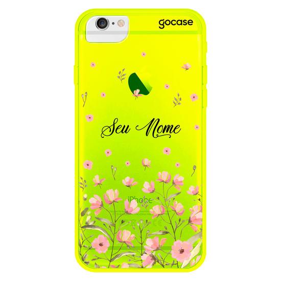 Capinha para celular Neon -  Ventos de Primavera