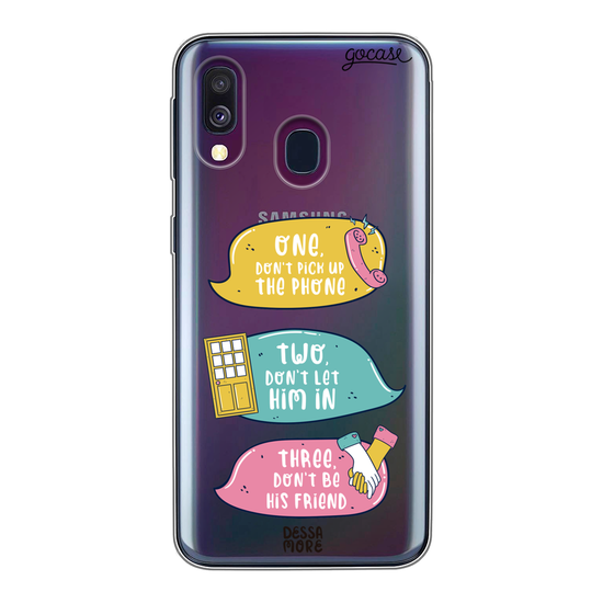 New Rules  Phone Case