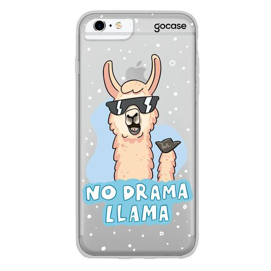 Capinha para celular No Drama, Llama