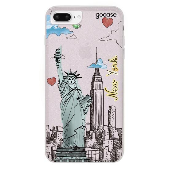 Capinha para celular Nova York