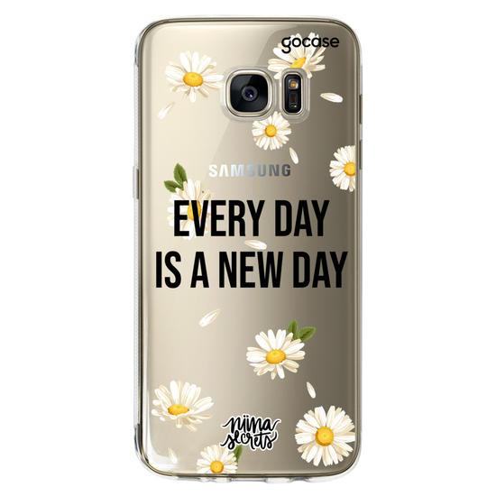 Capinha para celular Novo Dia by Niina Secrets