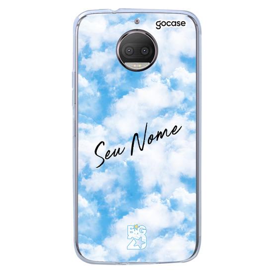 Capinha para celular BBB 20 - Nuvens Signature