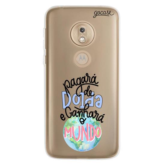 Capinha para celular Pagará de Doida