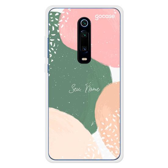 Capinha para celular Paint Color