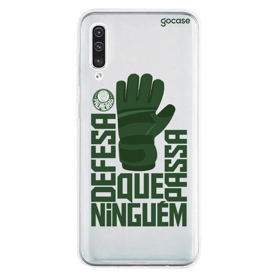 Capinha para celular Palmeiras - Defesa que ninguém passa