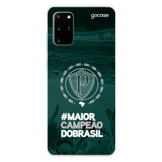 Capinha para celular Palmeiras - Maior Campeão do Brasil