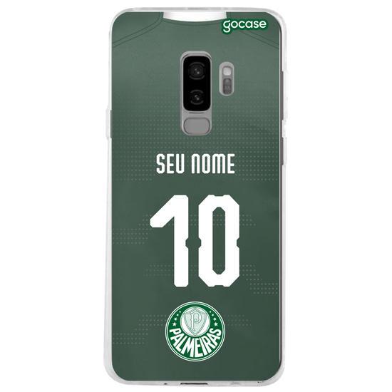 Capinha para celular Palmeiras - Uniforme I - 2019 - Personalizado