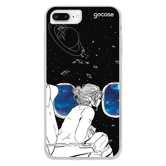 Capinha para celular Passageira Espacial