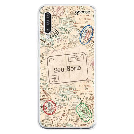 Capinha para celular Passaporte