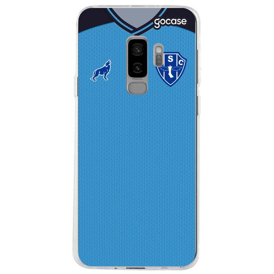 Capinha para celular Paysandu - Uniforme 2 2020