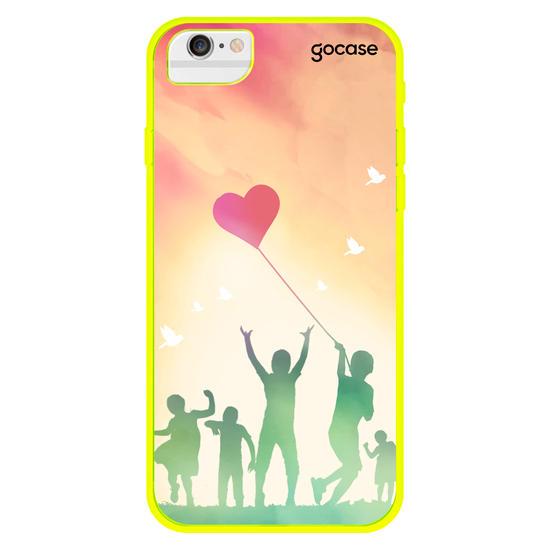 Capinha para celular Peter Pan by Gocase