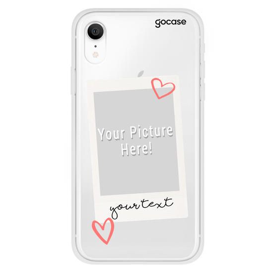 Custom Photo - Best Partner Phone Case