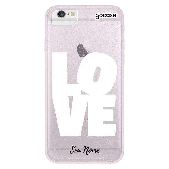 Capinha para celular Picture My Love