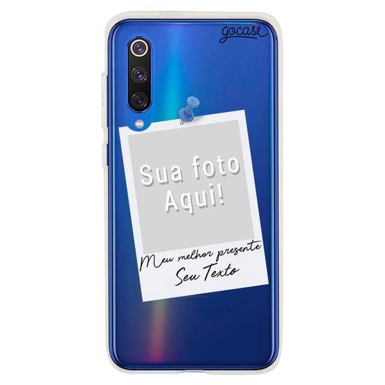 Capinha para celular Picture - Pino Azul