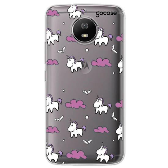 Capinha para celular Pink Unicórnios