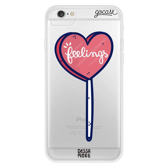 Lollipop Feelings Phone Case