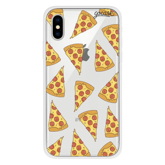 Pizza pattern Phone Case