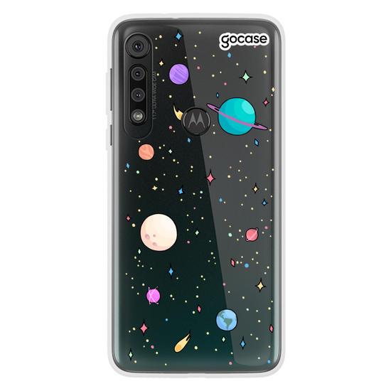 Capinha para celular Planetinhas