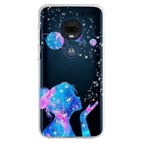 Capinha para celular Poeira das Estrelas Clean