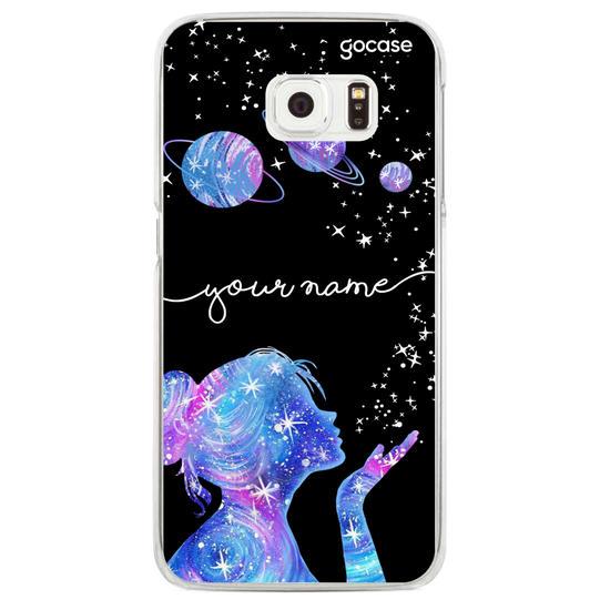 Stardust Handwritten Phone Case