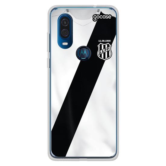 Capinha para celular Ponte Preta Uniforme I 2019