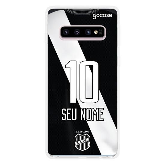 Capinha para celular Ponte Preta Uniforme II 2019 - Personalizável