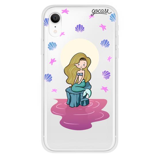Capinha para celular Princesa do Mar