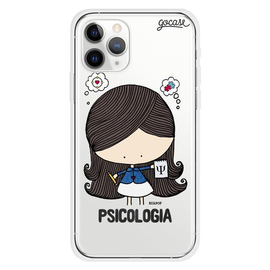 Capinha para celular Profissão Psicologia