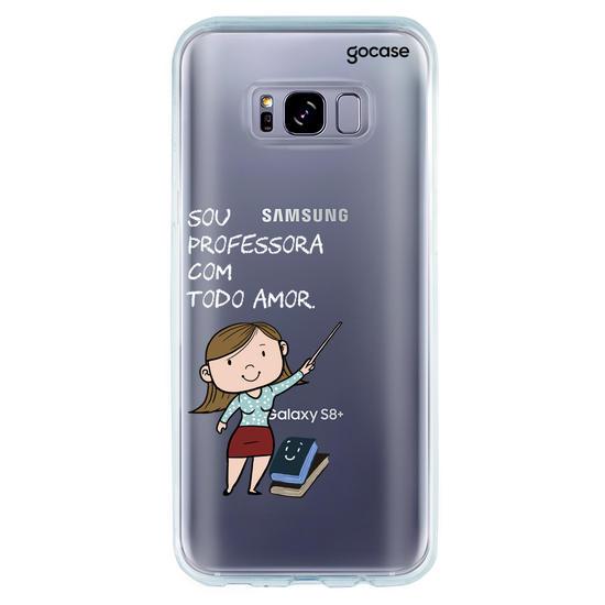 Capinha para celular Professor