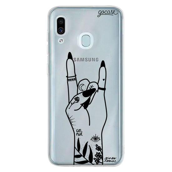 Capinha para celular Punk