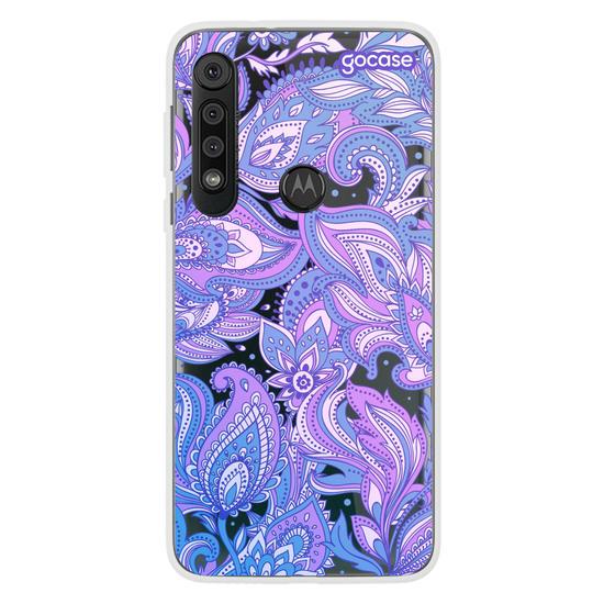 Capinha para celular Modern - Purple