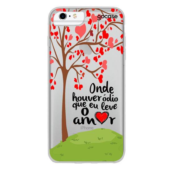 Capinha para celular Que Eu Leve o Amor